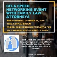 CFLA Speed Networking Event