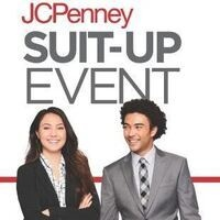JCPenney's Suit-Up Event