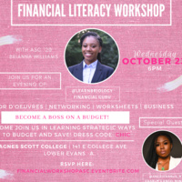 """Becoming A Boss on a Budget"" - Financial Literacy Workshop"