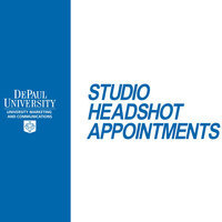 Faculty/Staff Monthly Headshot Appointments: Loop Campus-December 2, 2019