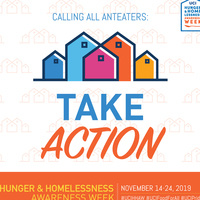 UCI Hunger & Homelessness Awareness Week