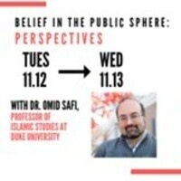From Spirituality to Activism: Healing a Broken World, Keynote with Omid Safi