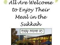 Meals in the Sukkah