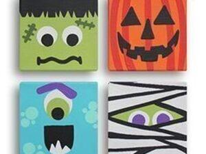 VAS Halloween Painting Party