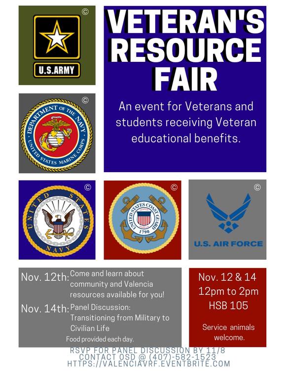Veteran's Resource Fair