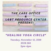 Healing Yoga Circle