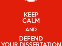 Final PhD Defense for Jie Wan