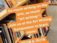 Art Writing Symposium 2019