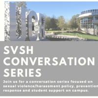 SVSH Conversation Series: Undergraduate Students
