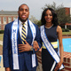 CORONATION OF MR. AND MISS FORT VALLEY STATE UNIVERSITY