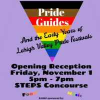 LGBT Archive Exhibit Opening Reception | Pride Center