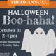 Third Annual College of Education Halloween Boo-haha!
