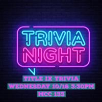 Title IX Trivia