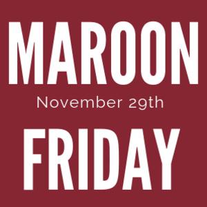 Maroon Friday