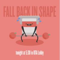 Fall Back Into Shape