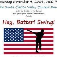 Hey, Batter! Swing!