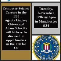 Computer Science Careers in the FBI