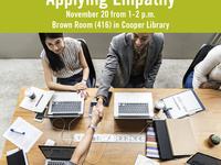 Empathy Workshop: Applying Empathy
