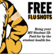 MU Students: Free Flu Shots at Sinclair School of Nursing