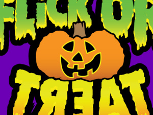 Flick or Treat at Coolray Field