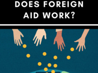 Panel Discussion: Does Foreign Aid Work?