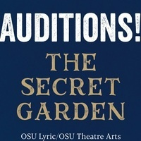 Auditions: The Secret Garden