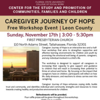 Caregiver Journey of Hope | Leon County