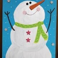 Let's Make a Snowman