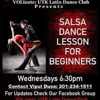 VOLiente: UTK Latin Dance Club is recruiting new members!