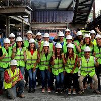 Wellness and Recreation Center Construction Tours