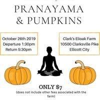 Pranyama & Pumpkins (GAP TRIP)