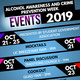 Alcohol Awareness and Crime Prevention Week