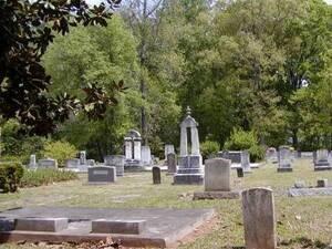 Graveyards of Gwinnett