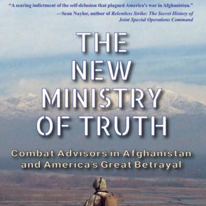 "Maurice ""Chipp"" Naylon on Combat Advisors in Afghanistan"