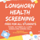 Longhorn Health Screening