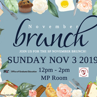 Sidney Pacific November Brunch