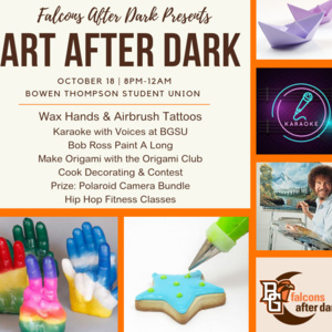 Art After Dark at Falcons After Dark
