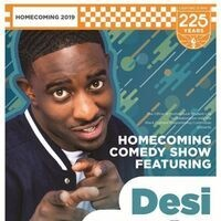 Homecoming Comedy Show