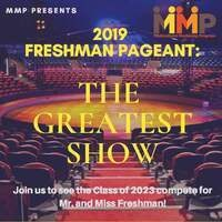 Mr. and Miss Freshman Pageant
