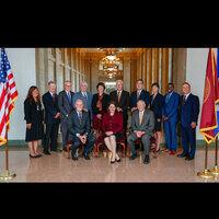 Visit by Members of UMN Board of Regents