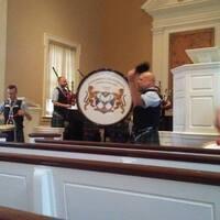 Cincinnati Caledonian Pipes and Drums Concert