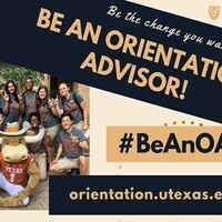 Orientation Advisor (OA) Recruitment Information Session