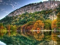 Garner State Park Camping Trip