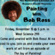 The Multicultural and Education Resource Center Presents: Painting with Bob Ross