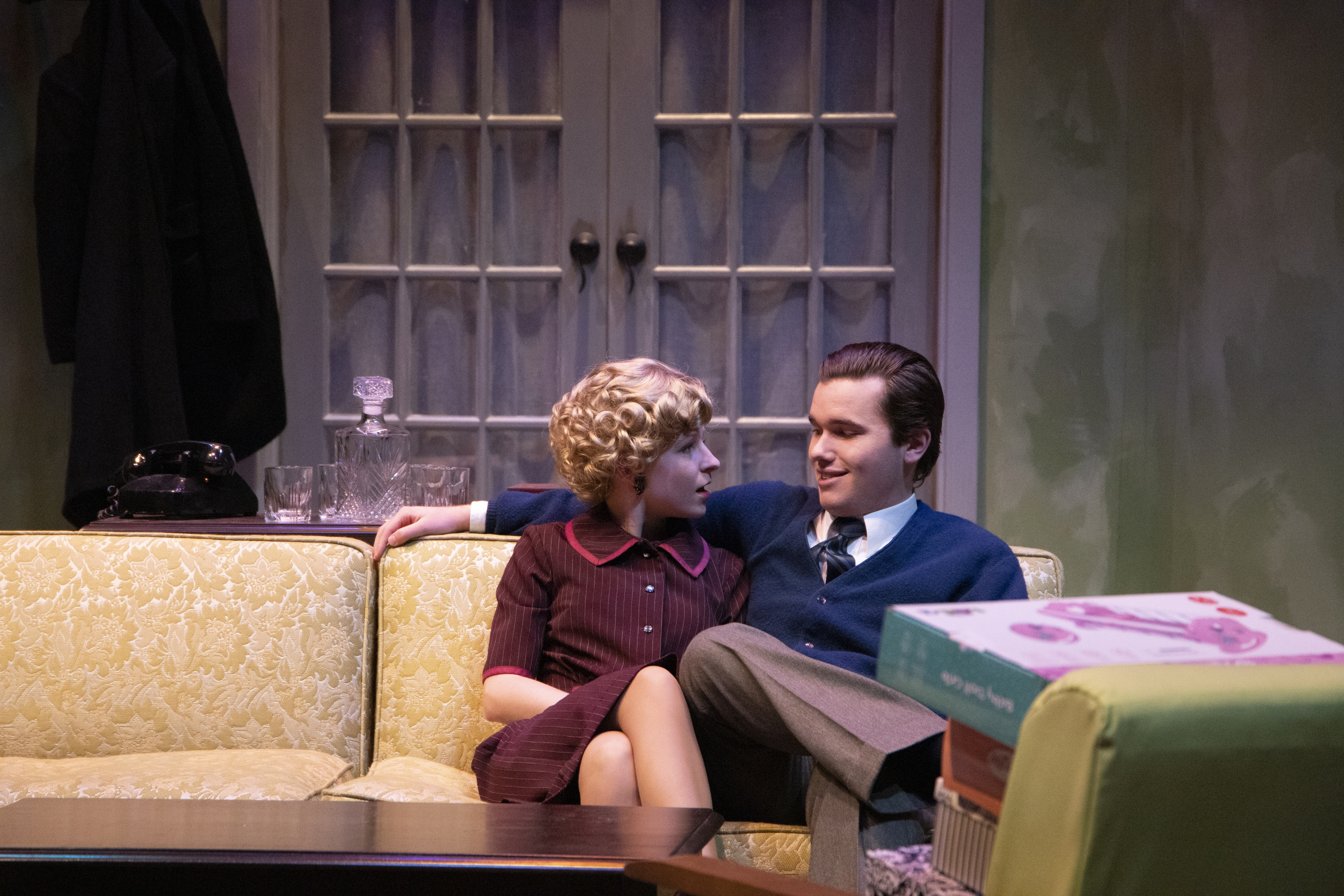 Tower Players Production: Arsenic and Old Lace by Joseph Kesselring