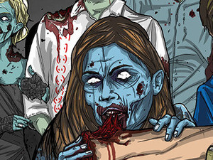 Living with the Dead: A Party Celebrating the George A. Romero Archival Collection