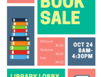Library Annual Book Sale