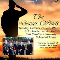 282nd Army Band Dozier Winds Quintet