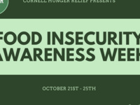 Food Insecurity Awareness Week