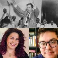"""Huey P. Long & Southern Socialism,"" workshop by Ali Nabours, McNeese State University 